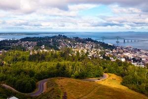 Astoria, Oregon and the Columbia River