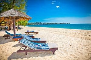 Sokha Beach, Sihanoukville, Cambodia