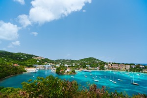 Cruz Bay, St John, US Virgin Islands