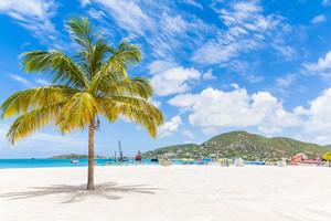 St. Maarten, beach