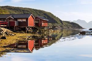 Skjervoy, Norway