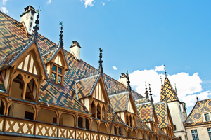Hospices de Beaune, near Macon, France