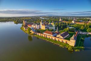 Kirillo Belozersky Monastery, Russia