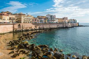 Ortigia Island, Siracusa, Sicily