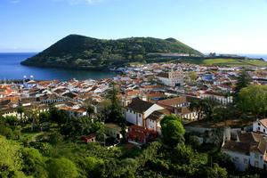 Angra do Heroismo in Terceira, Azores