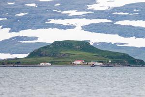Vigur island, Iceland