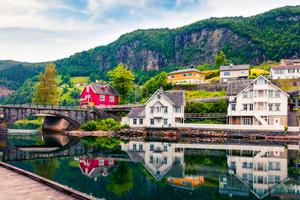 Norheimsund, Norway