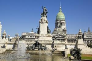 Congress Square, Buenos Aires