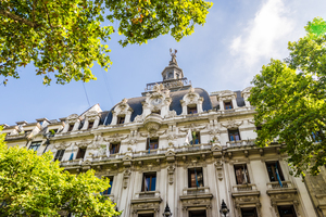 Art nouveau architecture in Buenos Aires, Argentina