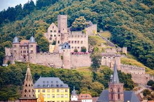 Wertheim Castle, Germany