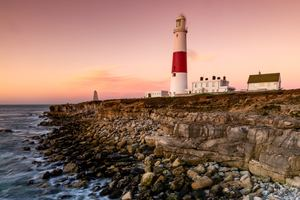 Portland Bill lighthouse, Dorset