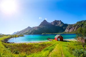 Trollfjord, Norway