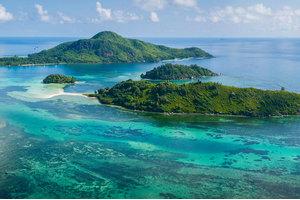 Sainte Anne Marine National Park, Seychelles