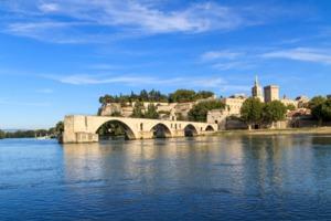 Avignon bridge, France