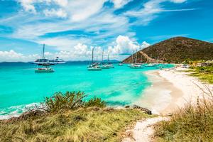 White Bay Beach, Jost Van Dyke, British Virgin Islands