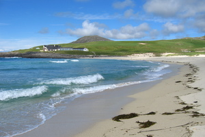 Tangasdale Beach, Isle of Barra, Scotland
