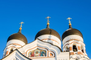 Orthodox cathedral, Tallinn