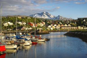 Narvik harbour, Norway