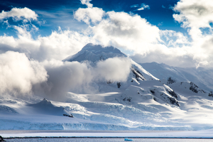 South Shetland Islands, Antarctica