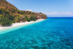Moyo island, Sumbawa, Indonesia