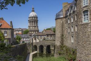 Basilique de Notre Dame, Boulogne-sur-Mer, France