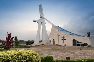 St Paul's Cathedral, Abidjan, Cote d'Ivoire