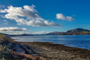 Strachur Bay, Scotland