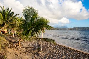 South Friar's Bay, St Kitts