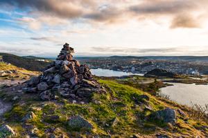 Signal Hill, St John's, Newfoundland, Canada