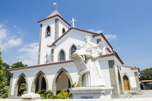 Church in Dili, Timor-Leste