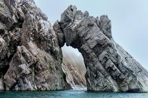 Herald Island, Chukchi Sea, Russia