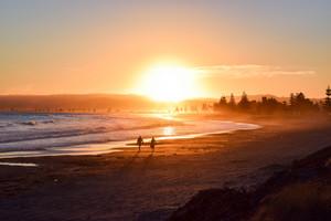 Waikanae beach, Gisborne, New Zealand