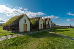 Glaumbaer, Skagafjordur, Iceland