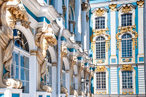 Hermitage Pavilion, St Petersburg, Russia