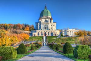 St Joseph Oratory, Montréal, Canada