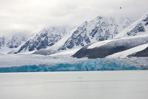 Monacobreen glacier, Spitsbergen