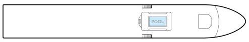 AmaWaterways - AmaVida deck plans - Sun Deck