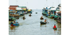 Mekong river cruise guide - Tonle Sap, Cambodia