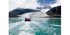 Australis review - Pia Glacier, one of the highlights of a Patagonia cruise