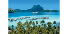 Paul Gauguin in Polynesia, an example of the growing trend for single country cruises