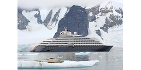 Scenic Eclipse in Antarctica - Read our review to find out more