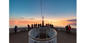 Hurtigruten's hybrid-powered ship MS Roald Amundsen - The future of cruising?