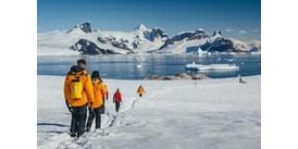 A Quark Expeditions cruise to Antarctica, in the footsteps of the great explorers