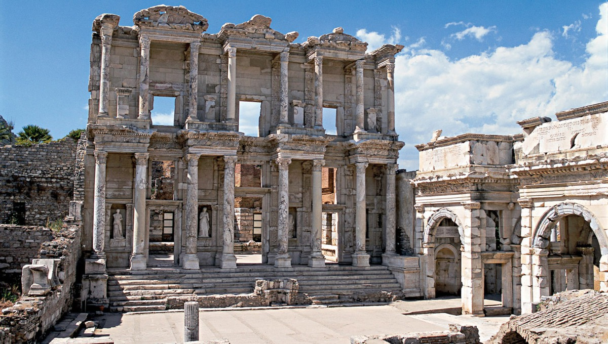 Ephesus Shrine