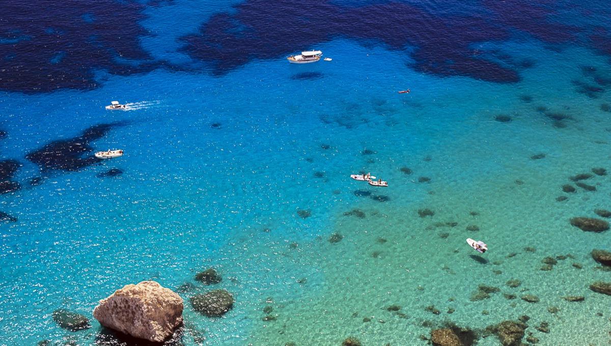 Gulf of Cagliari, Italy, a spectacular Mediterranean cruise destination