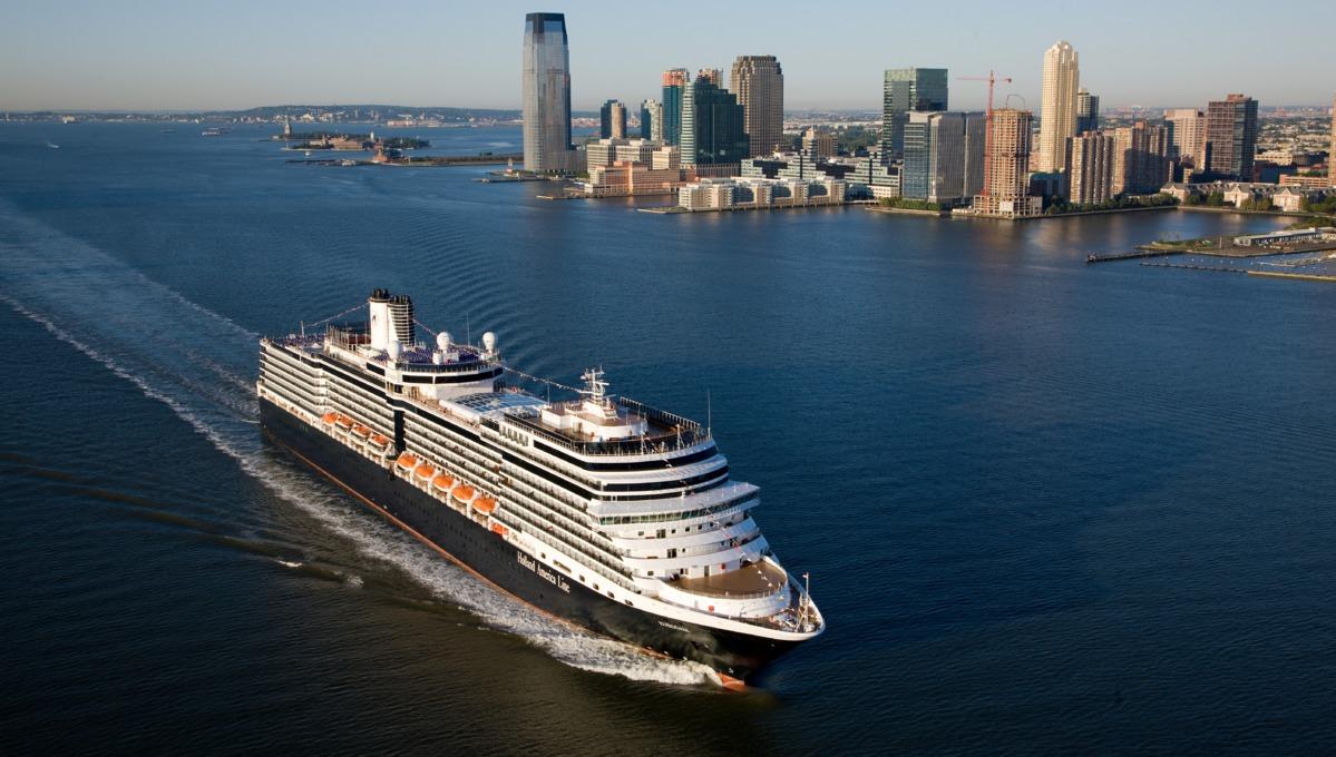 Holland America Line cruises - MS Eurodam in New York