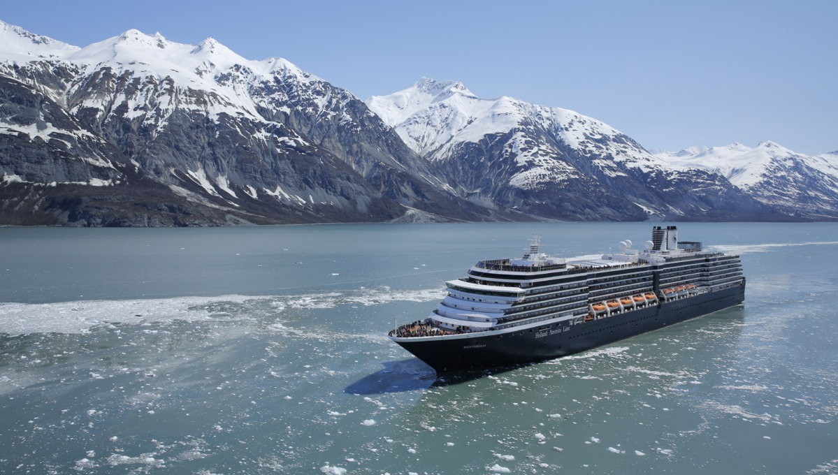 Holland America Line cruises - MS Westerdam in Alaska