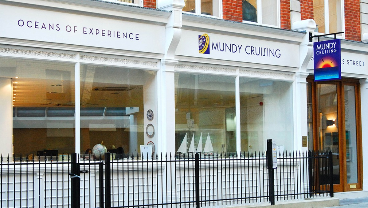 Mundy Cruising HQ - Home of the UK's original luxury cruise travel agency