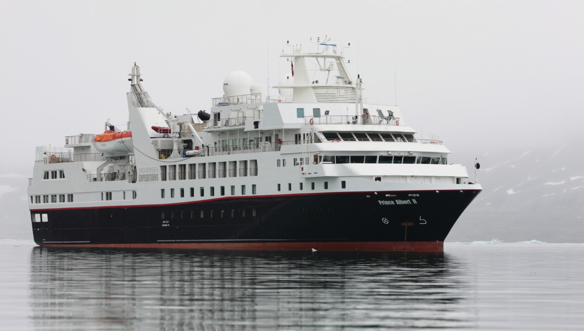 Silversea Expeditions - Silver Explorer