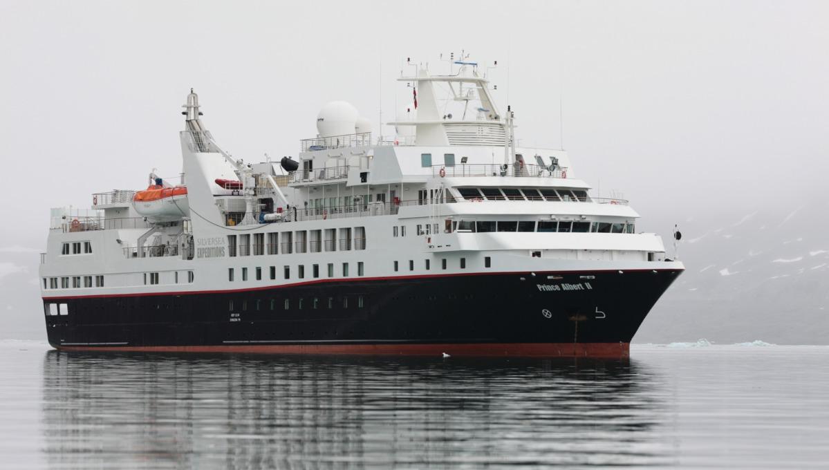 Silversea Expeditions - Silver Explorer